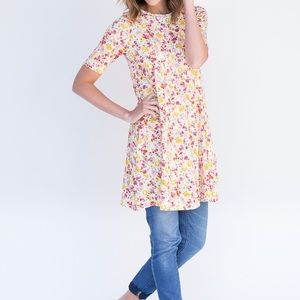 Swing Tunic-Floral